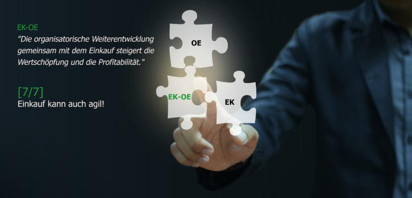 Agiler Einkauf - Organisationsentwicklung, Einkaufsberatung, Change Coach, Coaching, Markus Kruse